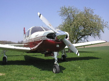 Piper Arrow Propeller Conversion
