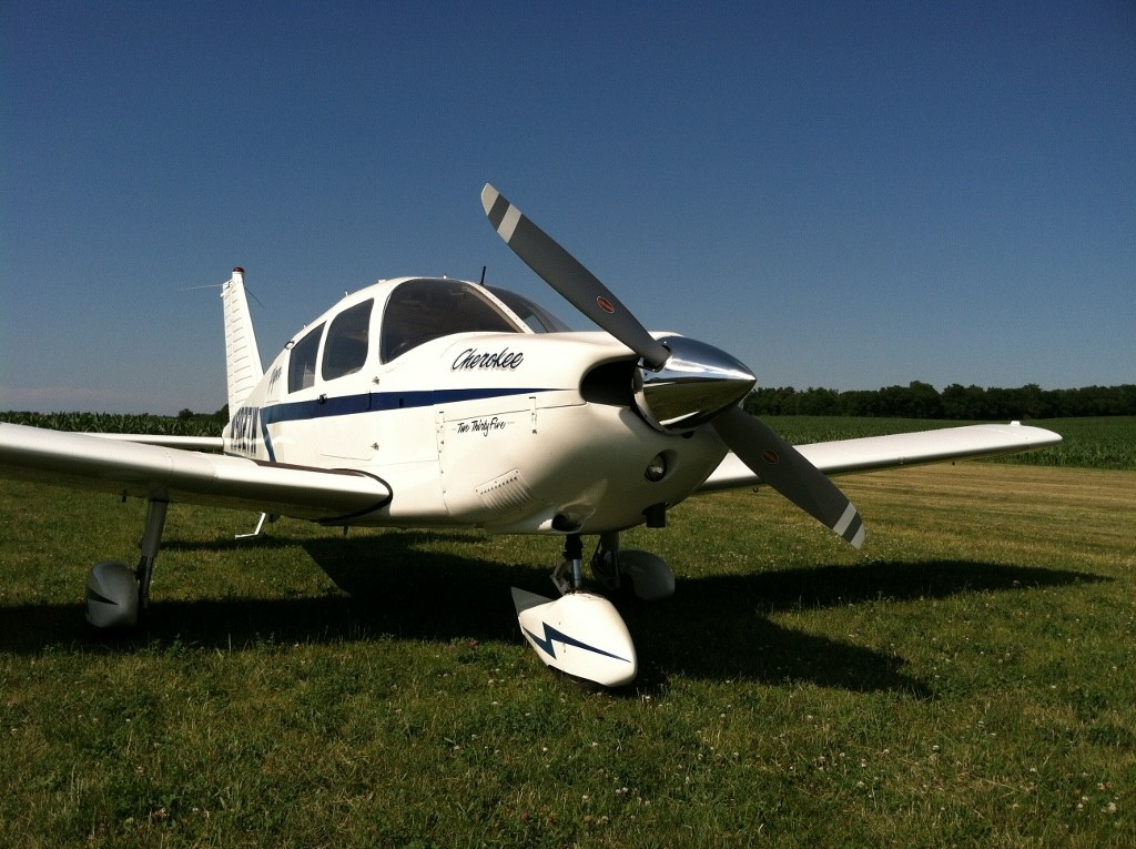 Piper Cherokee 235 and Piper Dakota Propeller Conversion