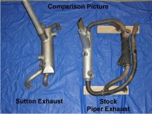 Sutton Exhaust System